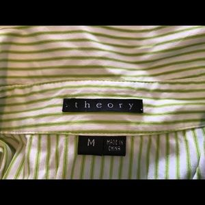 Theory Tops - Theory Button Down